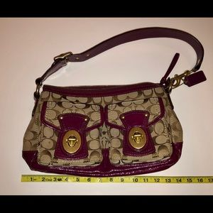 EUC Coach shoulder bag